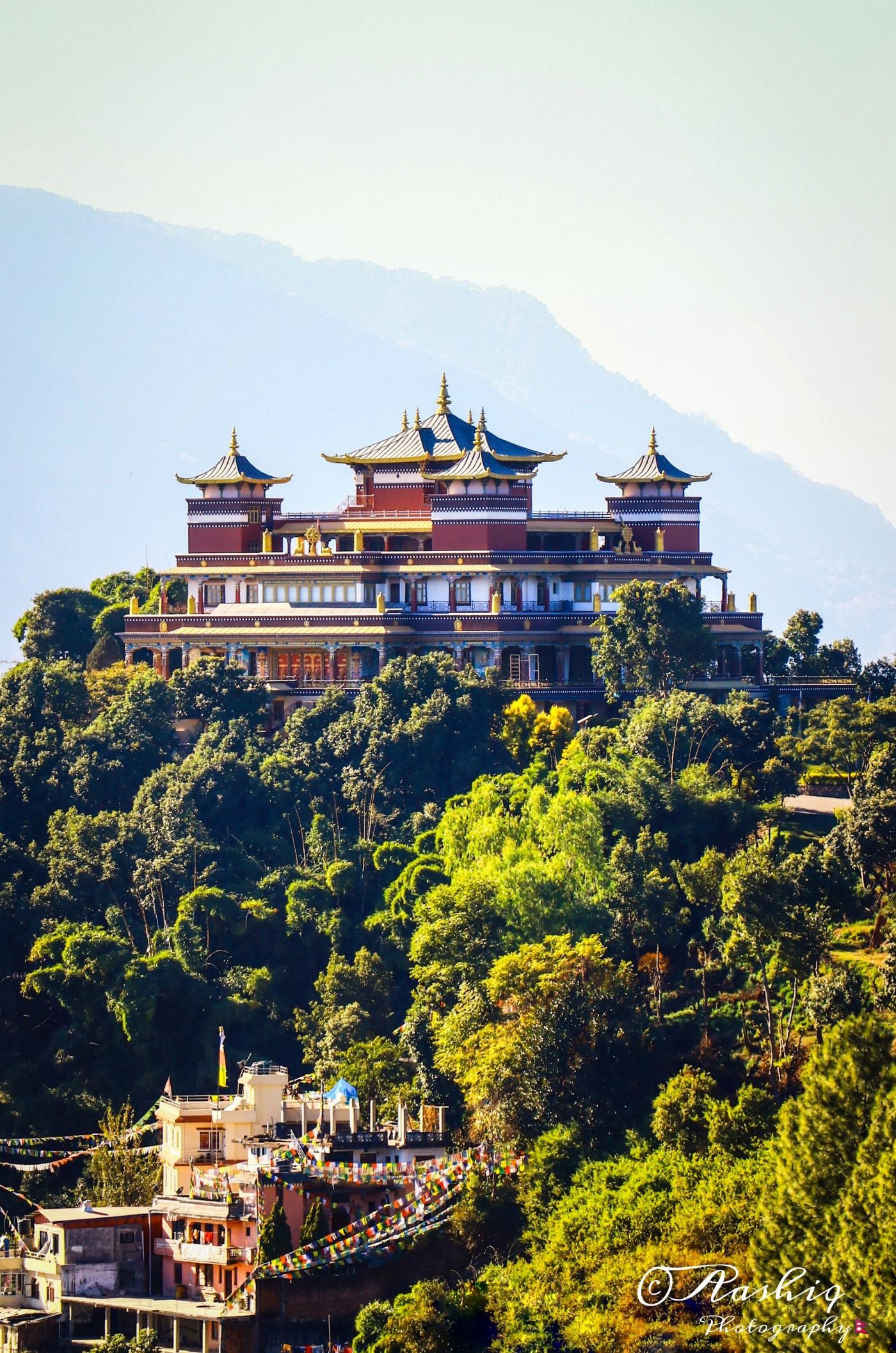 Kopan(Kapan) Monastery, Kathmandu