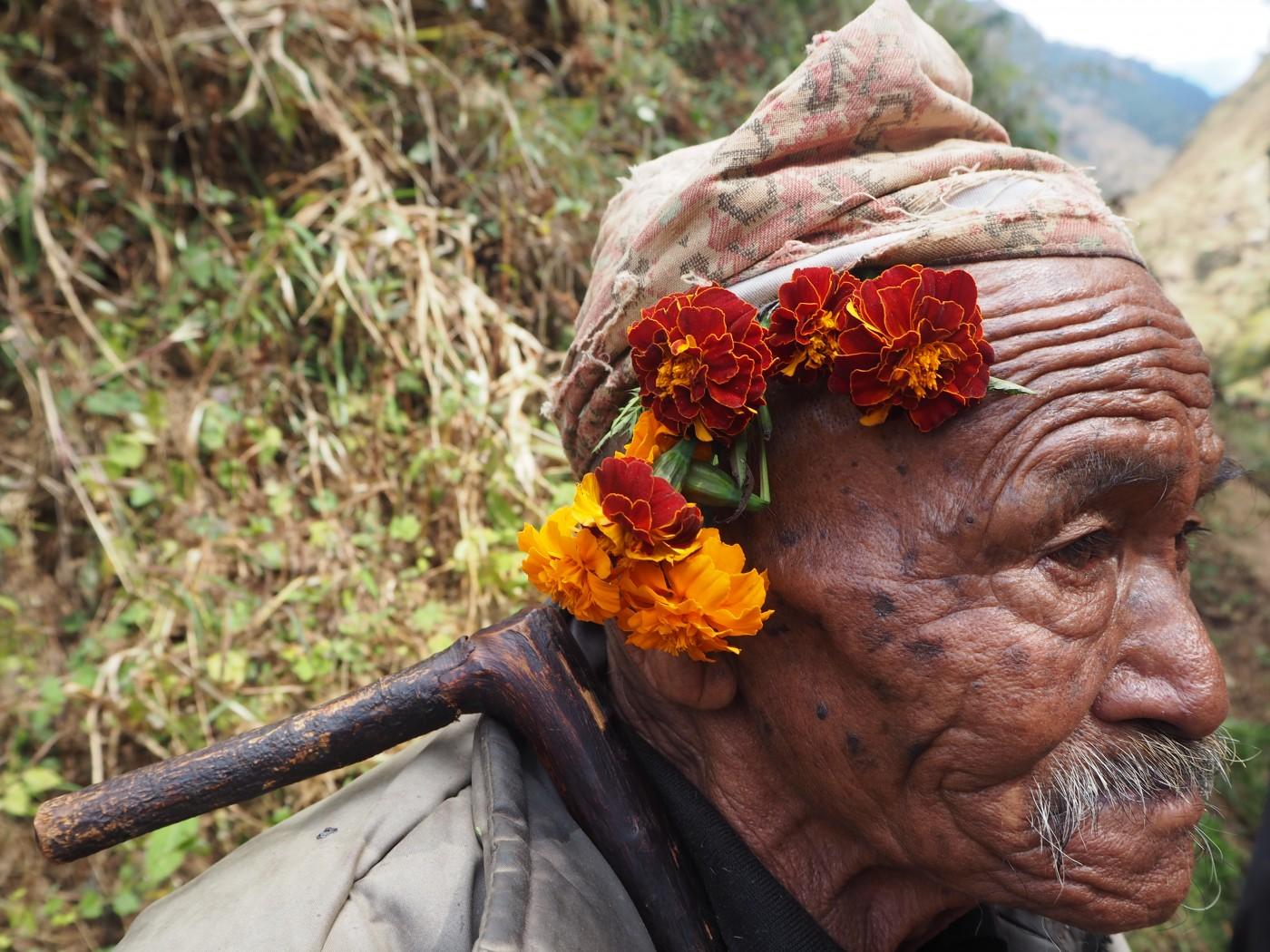Man from Rukum -- Jhilke Buda