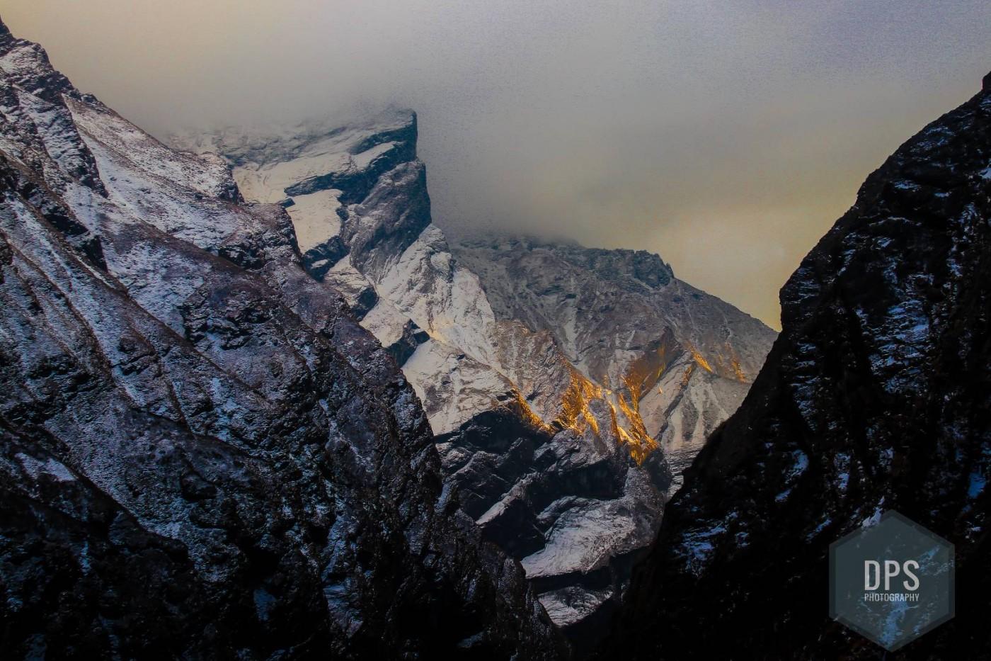Mount Machhapuchre